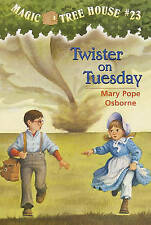 Twister on Tuesday by Mary Pope Osborne (Hardback, 2001)
