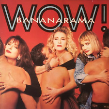BANANARAMA - Wow! (LP) (VG-/VG-)