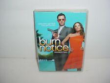 Burn Notice - Season 2 (DVD, 2009, 4-Disc Set)