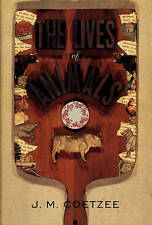 The Lives of Animals by J. M. Coetzee (Paperback, 2001)