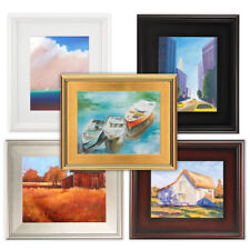Creative Mark Plein Air Wooden Picture Frames Various Colors & Sizes No Glass