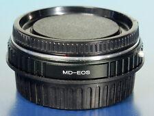 Anello adattatore adapting Anello Minolta MD obiettiva Lens su on Canon EOS - (41815)
