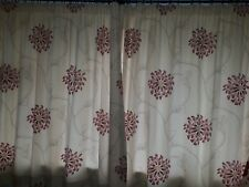 8ft made to measure curtains, Montgomery fully lined