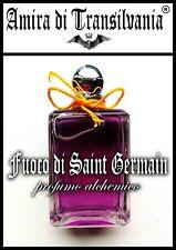 Flame Fire Purple Saint Germain Perfume Alchemical Ritual Magic Alchemy Wicca