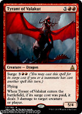 TYRANT OF VALAKUT Oath of the Gatewatch Magic MTG cards (GH)