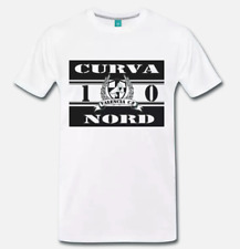 T-SHIRT MAGLIA ULTRAS VALENCIA SPAGNA CURVA NORD 1  S-M-L-XL