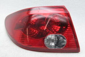 OEM Saturn L200 L300 Sedan Left Driver Side Halogen Tail Lamp 22724864