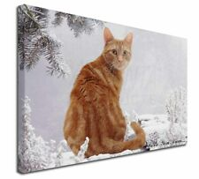More details for ginger snow cat 'love you mum' x-large 30