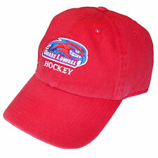 UMass Lowell River Hawks Hockey 47 Brand Red Adjustable Cap