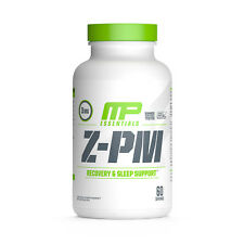Muscle Pharm Essentials Z-PM 60 Capsules - Recovery & Sleep Support