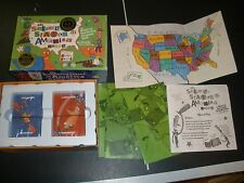 New Scrambled States of America Geography Game 2005