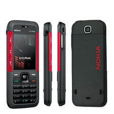 Red  Nokia 5310 Xpress Music Unlocked GSM Camera Bluetooth FM MP3 Cell Phone