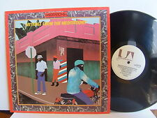 The Meditations - Message From The Meditations UAS 30178 UK LP 1st Press 1978