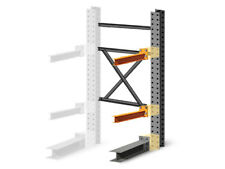 """Cantilever Rack Add-On Kit - Single Sided - 12'H x 48""""D x 60""""W with 4""""H arms"""