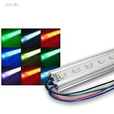 (54,98€/m) RGB BANDE De Lumière LED 50cm Aluminium SMD éclairage sous-meuble