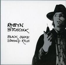 Robyn Hitchcock - Black Snake Diamond Role [New CD]