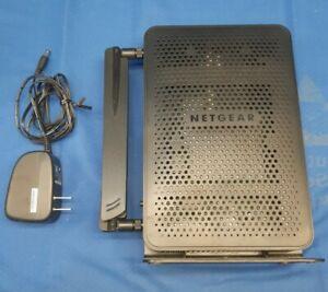 Netgear LG6100D 6100D Sprint LTE Broadband Modem 3G Tested