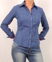 Mustang Damen Hemd / Bluse in gestreifter Optik, Size: XS  **NEU**