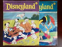 Vintage DISNEYLAND Magazine for Young Readers Disney Stories Comic #s 94 & 96