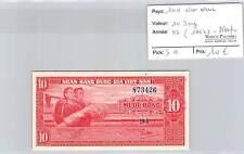 BILLET SUD VIET-NAM - 10 DONG (1962) NEUF!!!!!