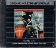 Dillard & Clark The Fantastic Expedi MFSL Silver CD Neu