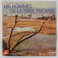 Les hommes de la Terre Promise 45 tours Pierre-François Degeorges