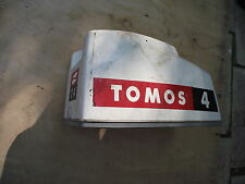 Ailsa Craig/Tomos outboard motor later GRP  hood/engine cover 4.0 HP Used.