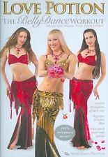 Love Potion Bellydance Workout 0188883000833 With Neon DVD Region 1