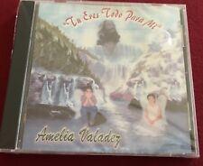 """Alabanza Musica Cristiana """"Tu Eres Todo Para Mi"""" Amelia Necochea Valadez (CD)"""