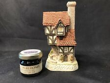 David Winter Collectors Guild The Beekeepers w/Honey, COA, OrgBox E-M Condition