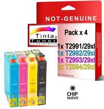 Tinta compatible 29XL T2981 T2982 T2983 T2984 para Impresora Epson Expression XP