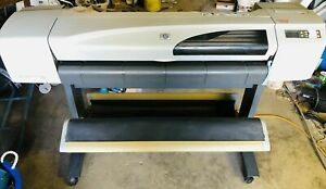 "HP DesignJet 500 42"" Large-Wide-Format Inkjet Printer Plotter"
