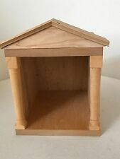 New listing Unfinished Bookend solid wood - house design