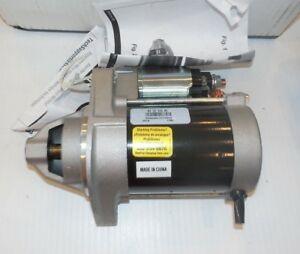 Starter Motor Eng Code: 1GRFE Remy 17384 Reman by Remy