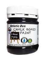 Blackboard Paint Chalkboard Paint Black 250ml Menue Board Paint Chalk Paint