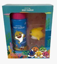 Baby Shark Bath Duo Set Squirter & Bubble Bath Pinkfong Christmas Gift Set