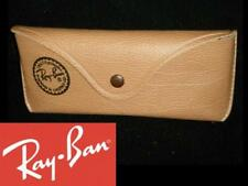 Ray-Ban Wayfarer Clubmaster Aviator Brown Sunglasses BOX CASE & Clot