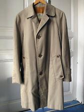 Stylischer Aquascutum vintage Trenchcoat Overcoat Made in Britain Größe M