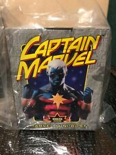 MIB Captain Marvel Mini Bust 5.5in 1/8 Scale Bowen Designs #1682/3500