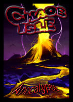 CHAOS ISLE Zombie Card Game APOCALYPSE Expansion NEW!!
