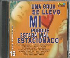 Una Grua Se Llevo Mi Corazon, Porque Estaba Mal Estacionado Latin Music CD New
