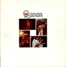 Queen 1977 A Day At The Races 18-Date U.K. Tour Concert Program Book / Ex 2 Nmt