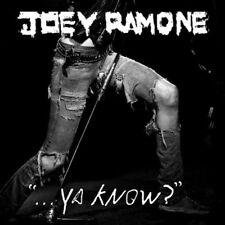 Ramone, Joey - ...Ya Know? CD NEU OVP