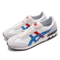 Asics Onitsuka Tiger California 78 EX Cream Blue Red Men Shoes 1183A194-100