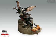 Blade vs Drácula Polystone diorama by Sideshow Collectibles