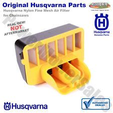 OEM Nylon Fine Mesh Air Filter Husqvarna 435, 440, 440 E Chainsaws 544805402