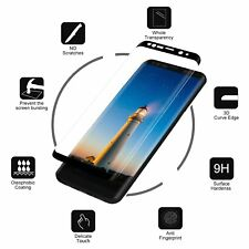 Tempered Glass Screen Protector Guard For Samsung Galaxy Note 8 9 S8 S9 Plus