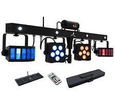 LICHTANLAGE EUROLITE LED KLS Laser Bar PRO FX SET Fernbedienung Tasche Derby Pro