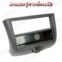 Single DIN Black Facia Fascia for Toyota Yaris Car CD Stereo Radio Adaptor