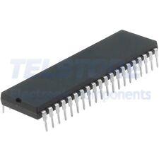 1pcs PIC16F887-I/P Microcontrollore PIC EEPROM 256B SRAM 368B 20MHz THT DIP40 MI